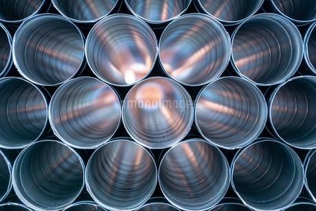 Full Frame Shot Of Pipesの写真素材 [FYI04475806]