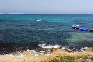 地中海セントポールズベイの写真素材 [FYI04482772]