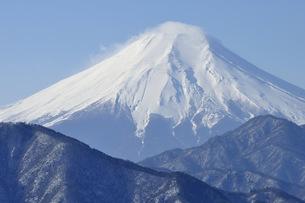 高畑山より富士を望むの写真素材 [FYI04482903]