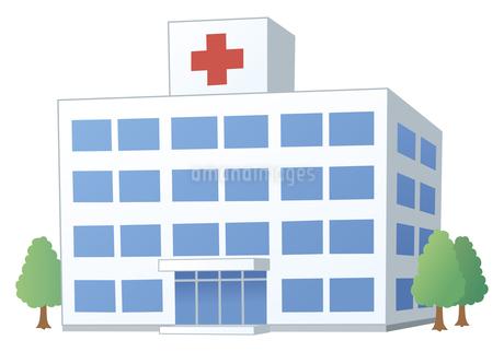 病院のイラスト素材 [FYI04483209]