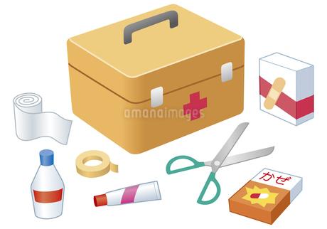 救急箱のイラスト素材 [FYI04483220]