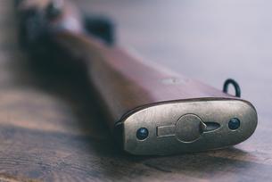 ボルトアクションライフルの写真素材 [FYI04483872]