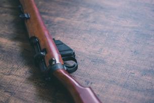 ボルトアクションライフルの写真素材 [FYI04483907]