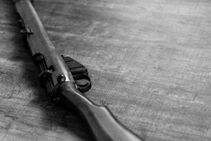ボルトアクションライフルの写真素材 [FYI04483908]