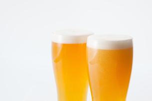 グラスビールの写真素材 [FYI04484094]