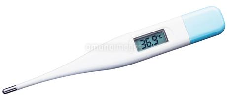 体温計36.9℃の写真素材 [FYI04485703]