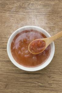 トマトスープの写真素材 [FYI04485753]