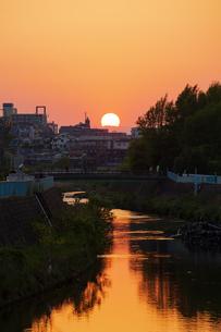 夕焼け|Sunsetの写真素材 [FYI04485768]