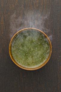 青のりのみそ汁の写真素材 [FYI04485795]