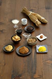 発酵食品の集合の写真素材 [FYI04487830]