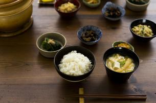 ご飯と和食の写真素材 [FYI04487845]