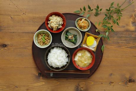 ご飯と和食の写真素材 [FYI04487984]