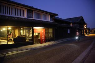 東海道関宿の写真素材 [FYI04488032]