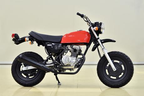 日本製の小型バイクの写真素材 [FYI04488175]