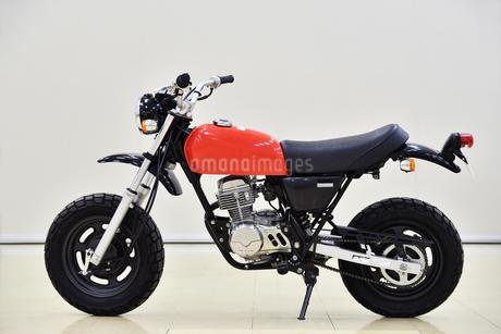 日本製の小型バイクの写真素材 [FYI04488176]