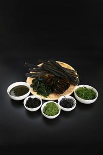海藻集合の写真素材 [FYI04488237]