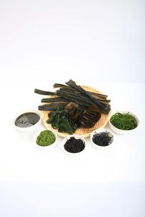 海藻集合の写真素材 [FYI04488240]