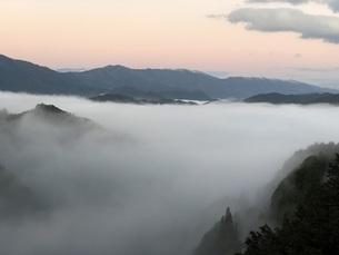雲海の写真素材 [FYI04488365]