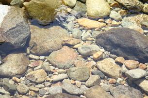 綺麗な川の写真素材 [FYI04488482]