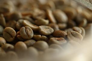 コーヒー豆の写真素材 [FYI04488688]