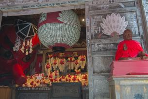 迦葉山龍華院弥勒護国禅寺の写真素材 [FYI04488840]