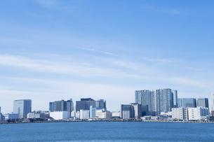 東京のビル群の写真素材 [FYI04489689]