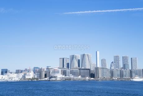 東京のビル群の写真素材 [FYI04489690]