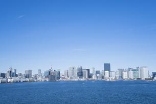 東京のビル群の写真素材 [FYI04489692]