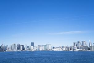 東京のビル群の写真素材 [FYI04489697]