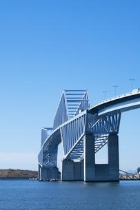 東京ゲートブリッジの写真素材 [FYI04489765]