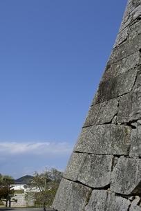 国史跡,赤穂城跡本丸公園の写真素材 [FYI04489820]