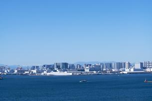 東京の街並みの写真素材 [FYI04489856]