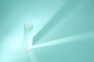 プリズムの光の写真素材 [FYI04490632]