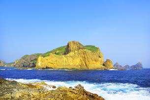 世界自然遺産 小笠原諸島の姪島の写真素材 [FYI04491066]