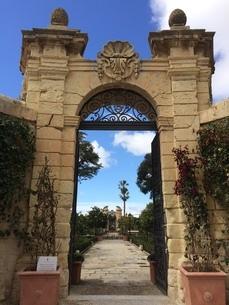 マルタ島教会の写真素材 [FYI04492637]