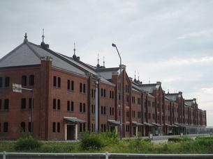 赤レンガ倉庫の写真素材 [FYI04493412]