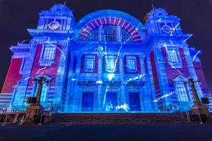 大阪府 大阪中央公会堂 光のルネサンス ウォールタペストリーの写真素材 [FYI04493929]