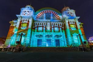 大阪府 大阪中央公会堂 光のルネサンス ウォールタペストリーの写真素材 [FYI04493935]