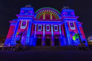 大阪府 大阪中央公会堂 光のルネサンス ウォールタペストリーの写真素材 [FYI04493952]