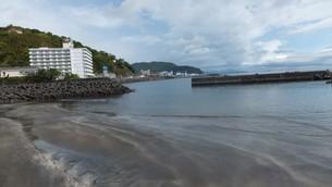 伊東オレンジビーチの写真素材 [FYI04494394]