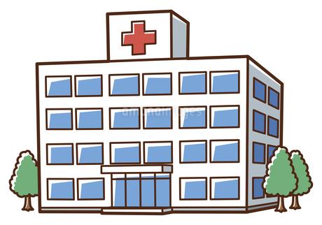 病院のイラスト素材 [FYI04495172]
