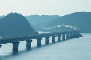 山口県角島大橋の写真素材 [FYI04495294]