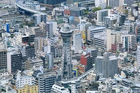 大阪の町並みの写真素材 [FYI04495916]