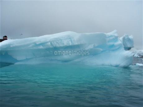 南極の風景の写真素材 [FYI04498929]
