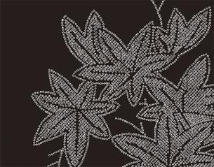 植物柄のパターンのイラスト素材 [FYI04499610]
