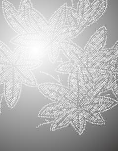 植物柄のパターンのイラスト素材 [FYI04499614]