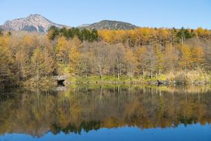 秋の高原の写真素材 [FYI04499623]