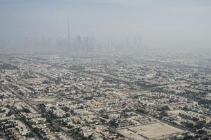 ドバイ(アラブ首長国連邦)の都市風景の写真素材 [FYI04500498]