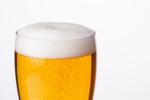 生ビールの写真素材 [FYI04501958]