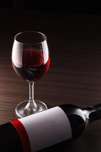 赤ワインの写真素材 [FYI04501981]